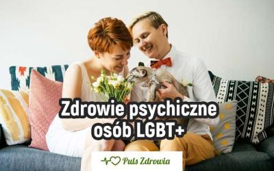 Zdrowie psychiczne osób LGBT+, powszechność zaburzeń nastroju w nieheteroseksualnej społeczności