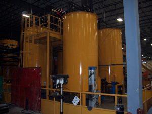 fuel blending equipment