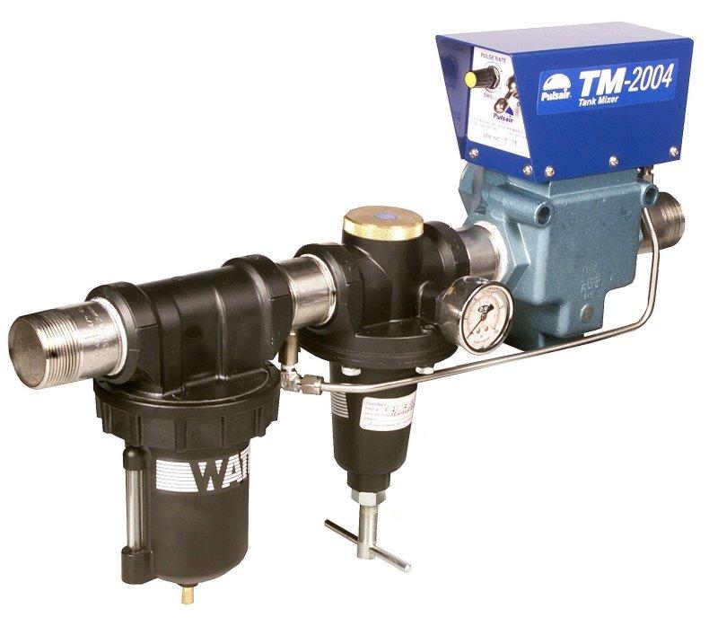Rail Tank Car Heating Advanced Blending Solutions Pulsair