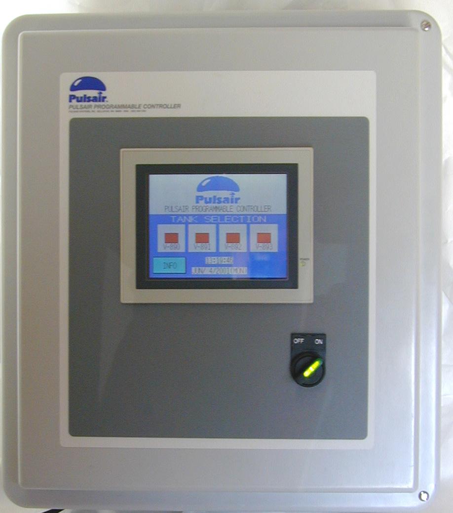 PPC Pulsair controller