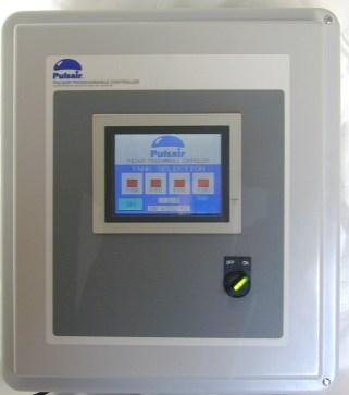 4-tank pulsair mixing system