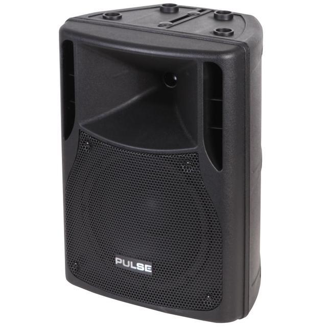 8 inch 100W Passive ABS Speaker Cabinet 8 Ohm Black  Pulse