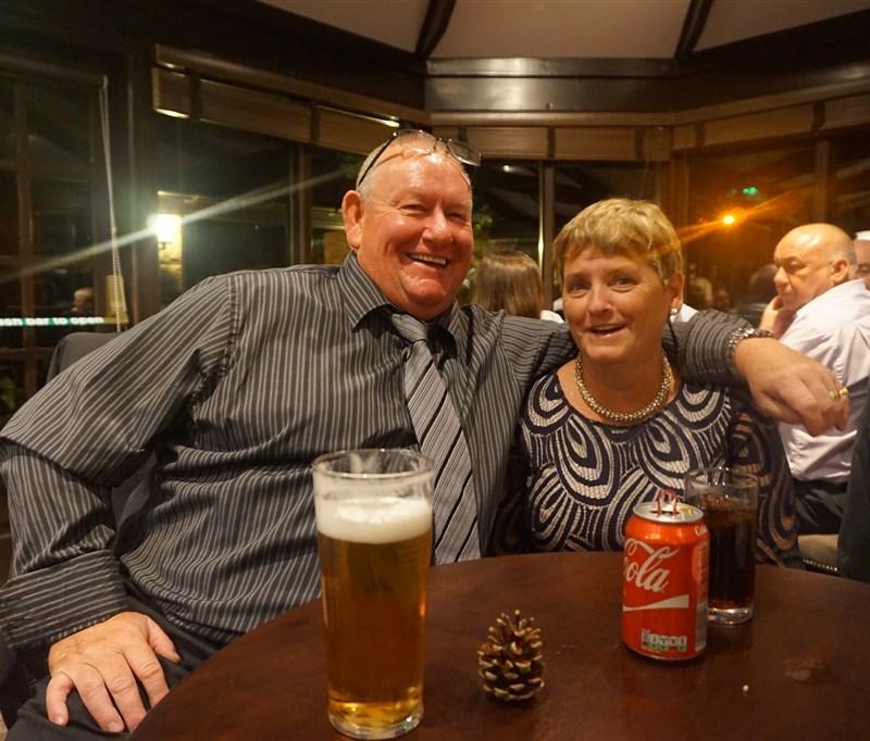 Pulse wedding Band Ayrshire - guests at table at Piersland House, Troon