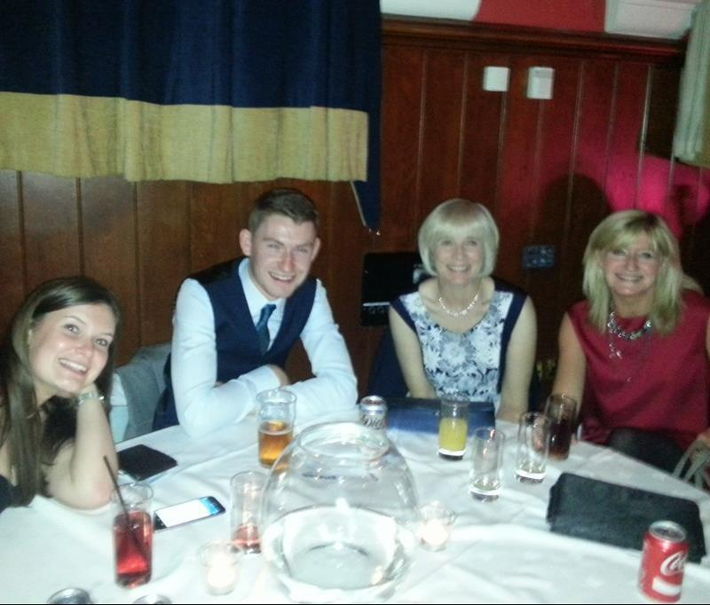 Pulse wedding bands Glasgow & Ayrshire in Rutherglen Town Hall Glasgow wedding guests at table