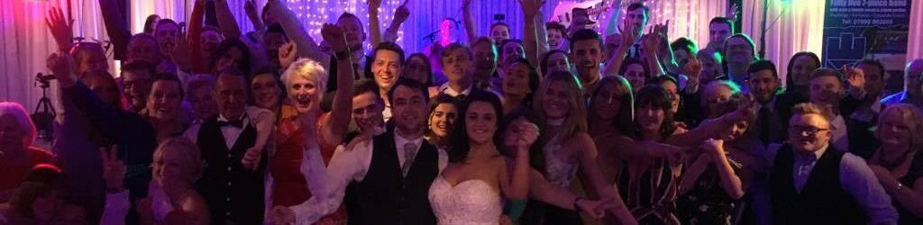 Pulse wedding band ayrshire and glasgow