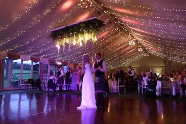 Pulse Wedding Band Edinburgh, Glasgow, Ayrshire - First Dance