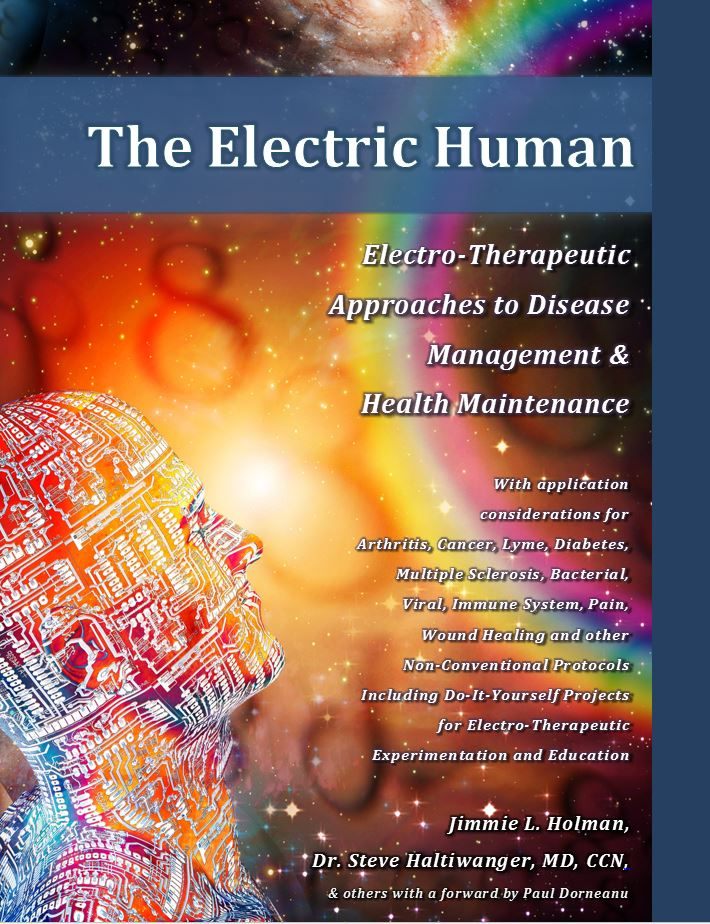 Electric Human Cover