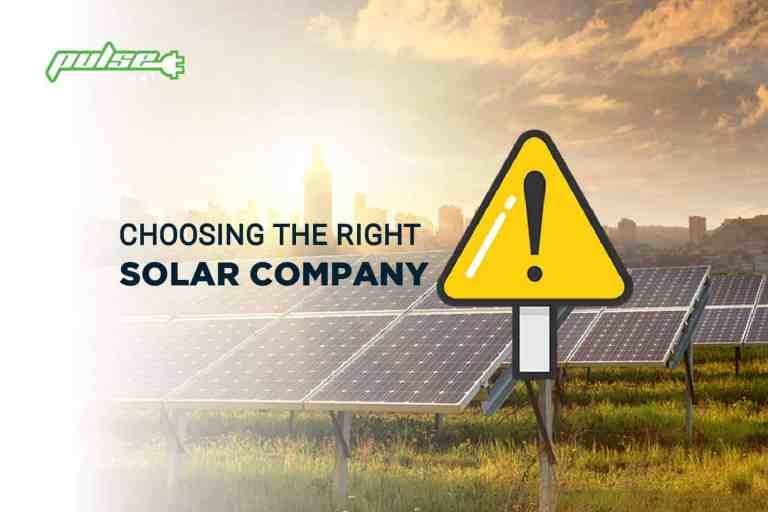 CHOOSING THE RIGHT SOLAR COMPANY QUEENSLAND