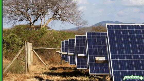 best solar panels for solar farms
