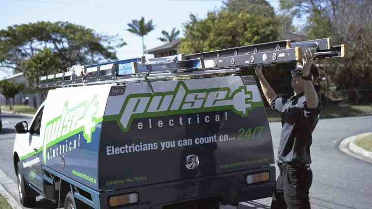 Commercial electricians for office fit outs, Queensland