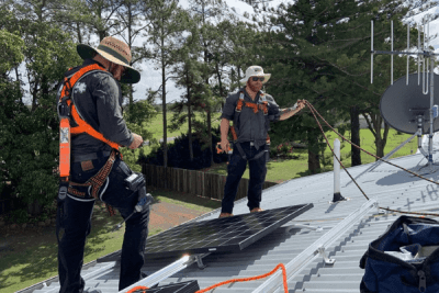 Solar-panel-installers-Indooroopilly