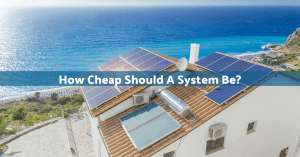 cheap solar systems