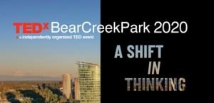 TEDx Bear Creek Park 2020