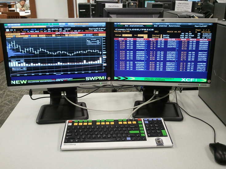 Bloomberg Terminals Go Dark Around The World