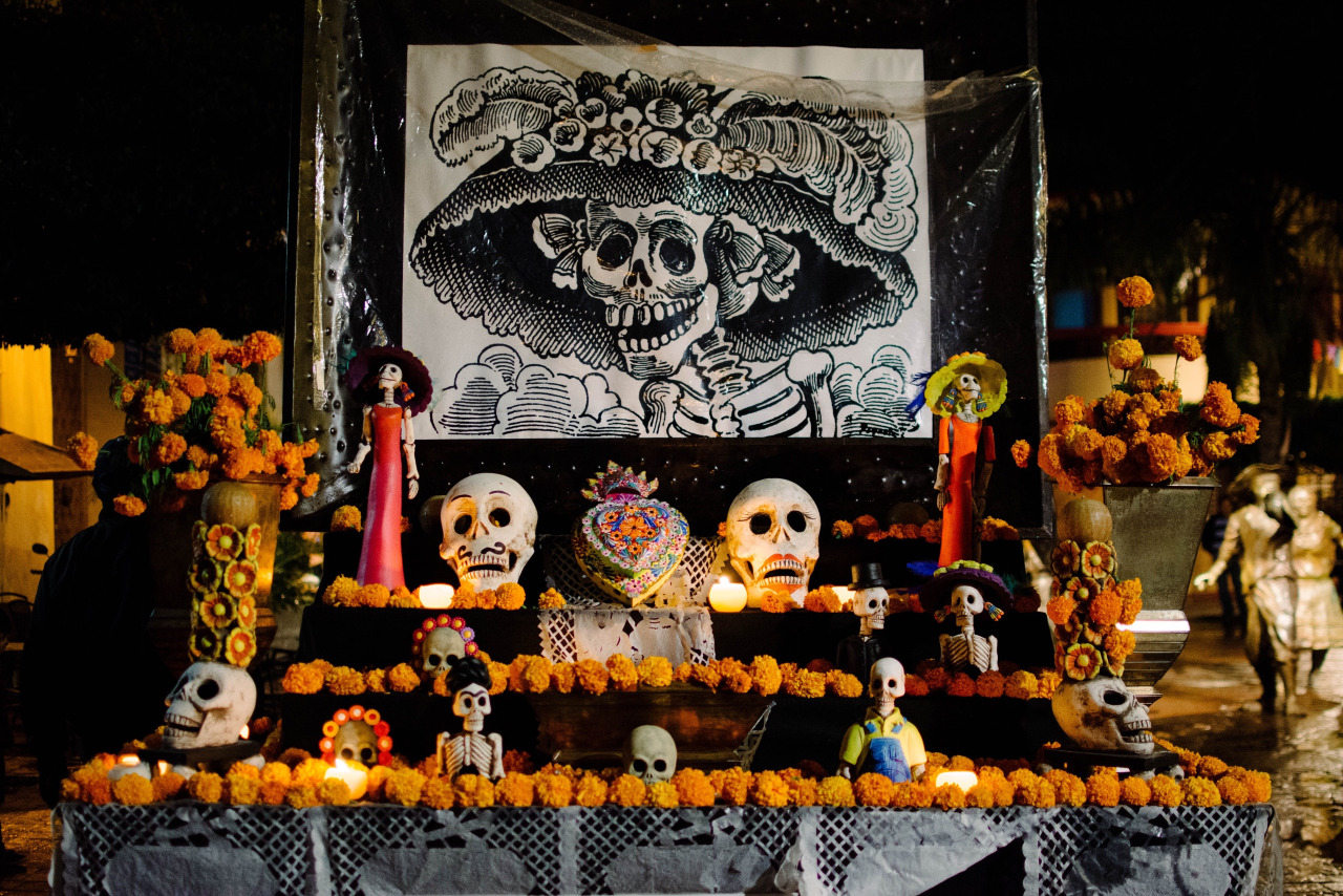How Da de los Muertos is celebrated all over the world