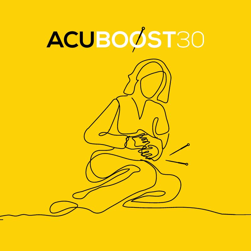 AcuBoost30 - PULSE TCM Clinic