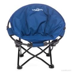 Lucky Bums Camp Chair Wheelchair Zipline Moon Kids Adult Indoor Outdoor Comfort Lightweight Durable With Carrying Case Green