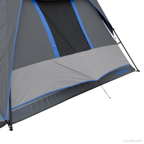 Ozark Trail 6 Person Instant Cabin Tent With Light | Camping