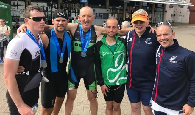 2018 Paratriathlon National Championships