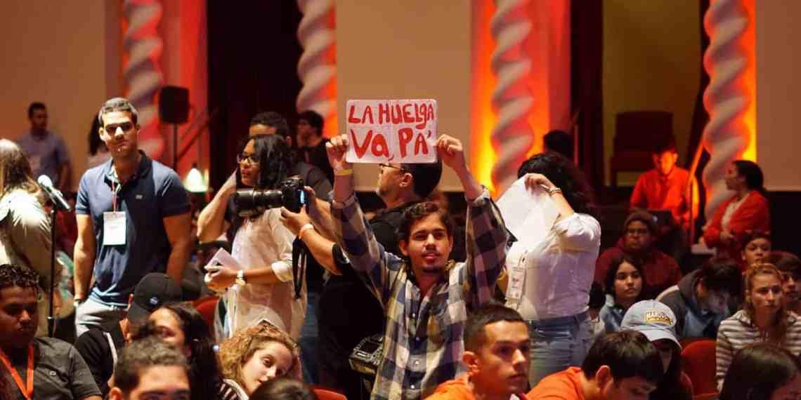 Se van de paro y huelga en UPR Río Piedras