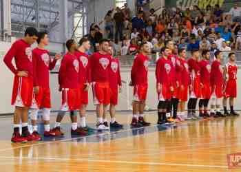 Gallitos se llevan el primero de la semifinal de baloncesto
