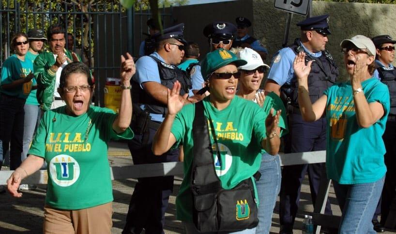 Unión Independiente Auténtica de los Empleados AAA respalda huelga UPR
