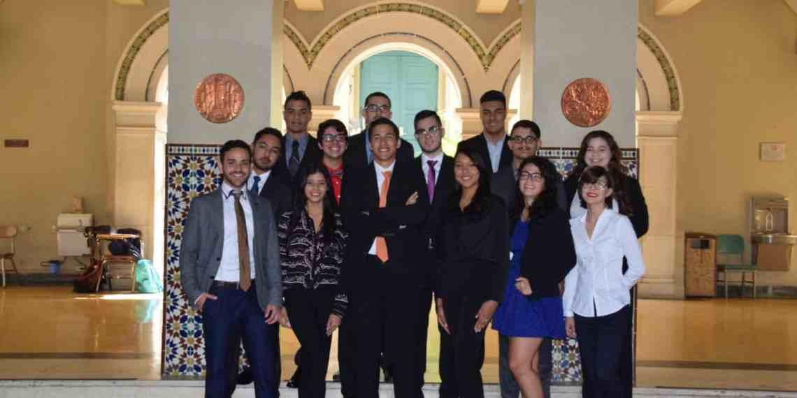 Estudiantes de la IUPI rumbo a Nueva York