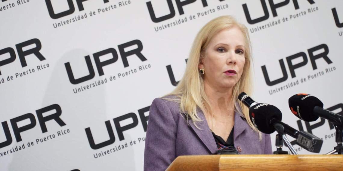 Descartado el uso de la Policía para abrir portones UPR
