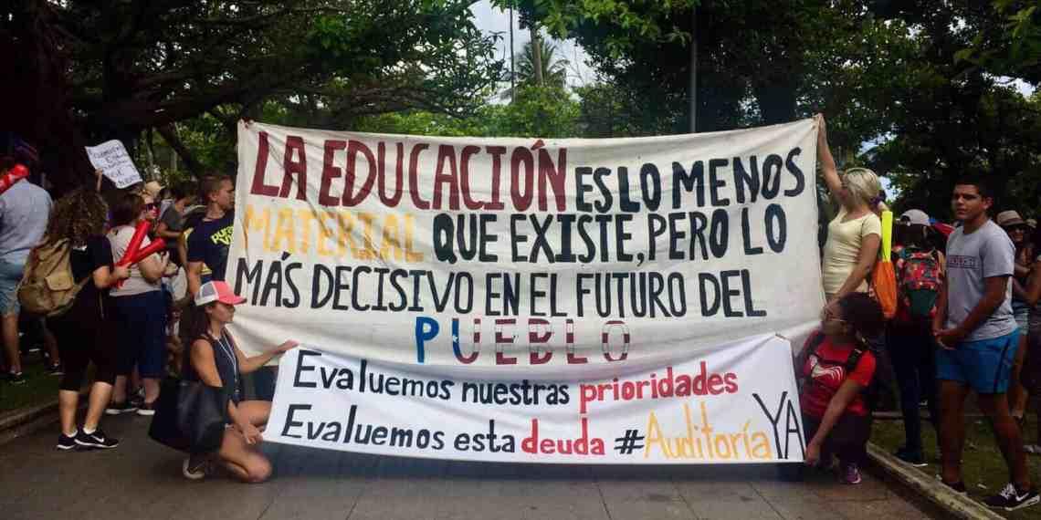 Movimiento Estudiantil de Río Piedras pide excarcelación de arrestados el 1ro de mayo