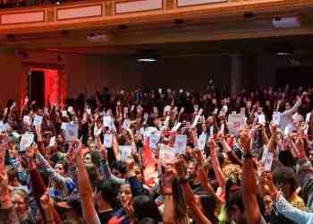 Rectora invita a estudiantes a participar de asamblea