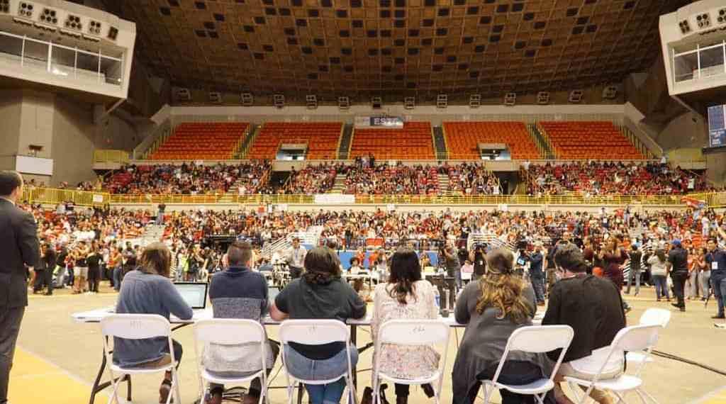 UPR Río Piedras celebra cuarta asamblea de estudiantes