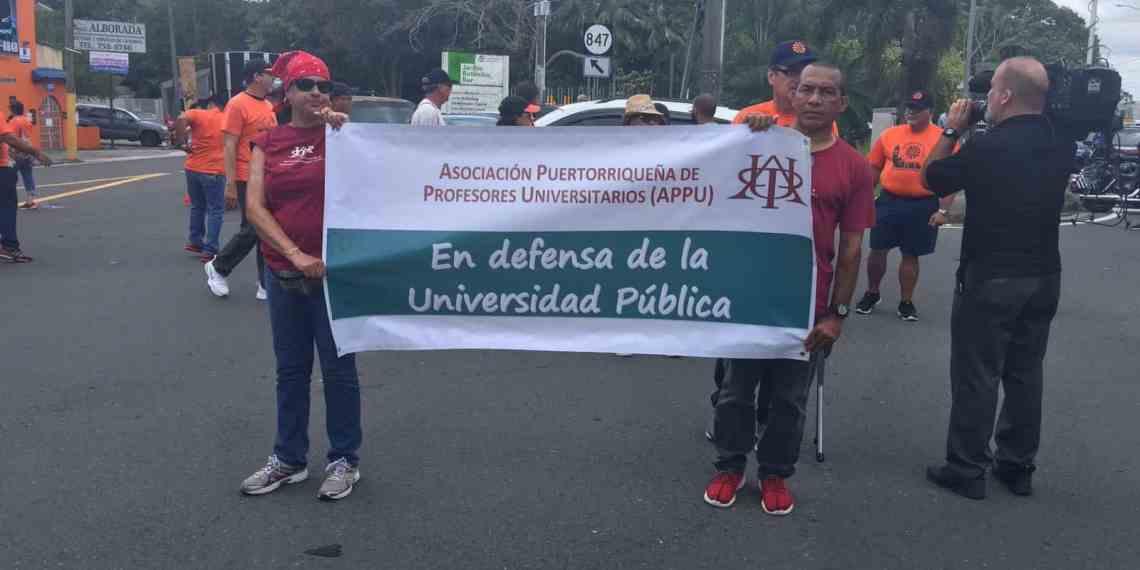 APPU condena agresión a estudiantes del Comedor Universitario