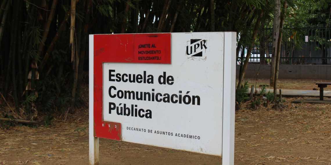 Escuela de Comunicación reubica sus clases ante el reinicio del semestre