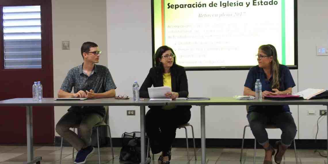 Humanistas Seculares de UPR-Río Piedras sostienen su primer conversatorio