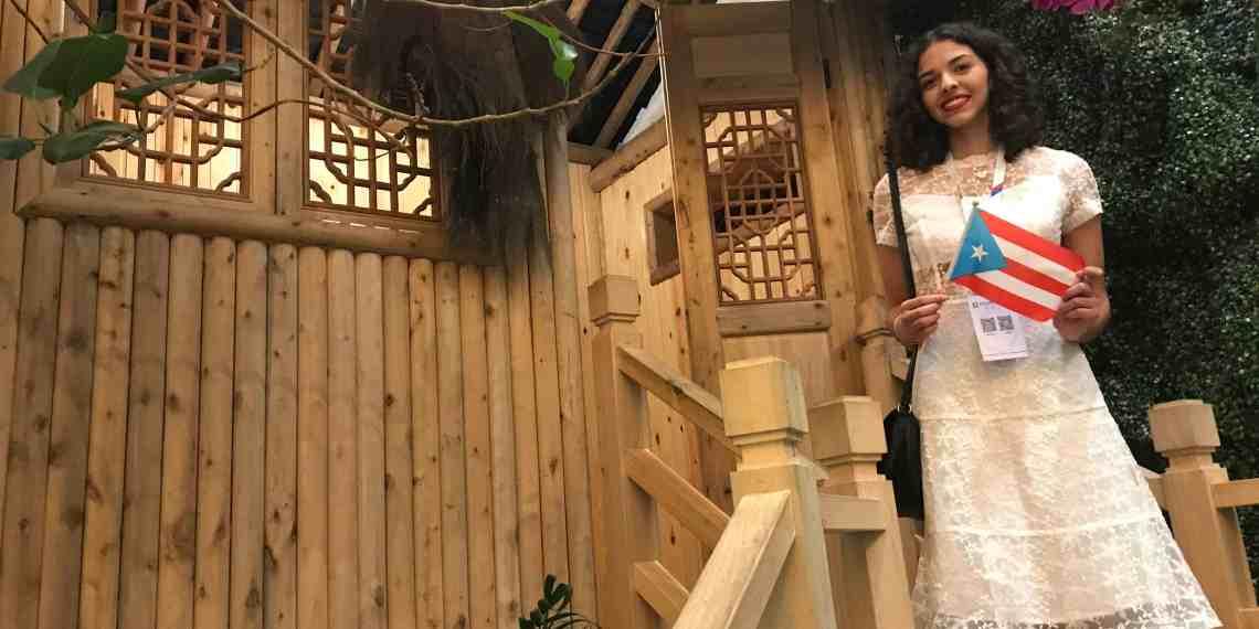Jerezana es galardonada en competencia oriental