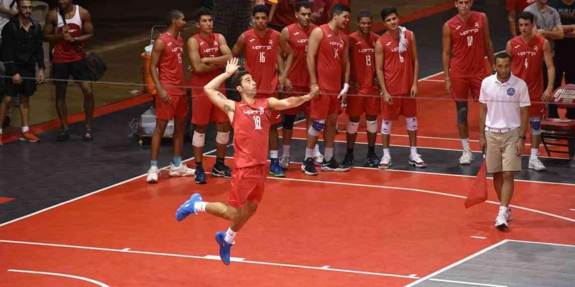 UPR Río Piedras pierde el invicto en ambas ramas en voleibol