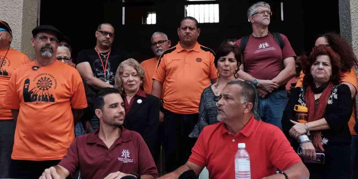 La APPU y HEEND exigen la divulgación del Plan Fiscal de la UPR