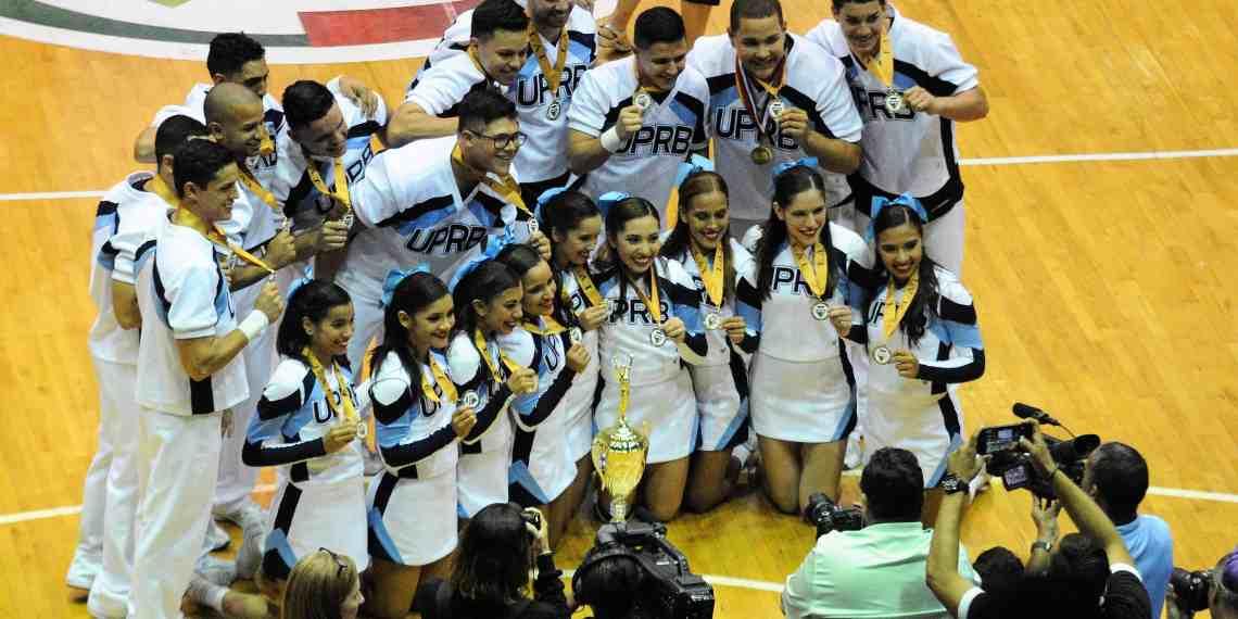 Campeonatos de porrismo y baile de la LAI a celebrarse en San Juan