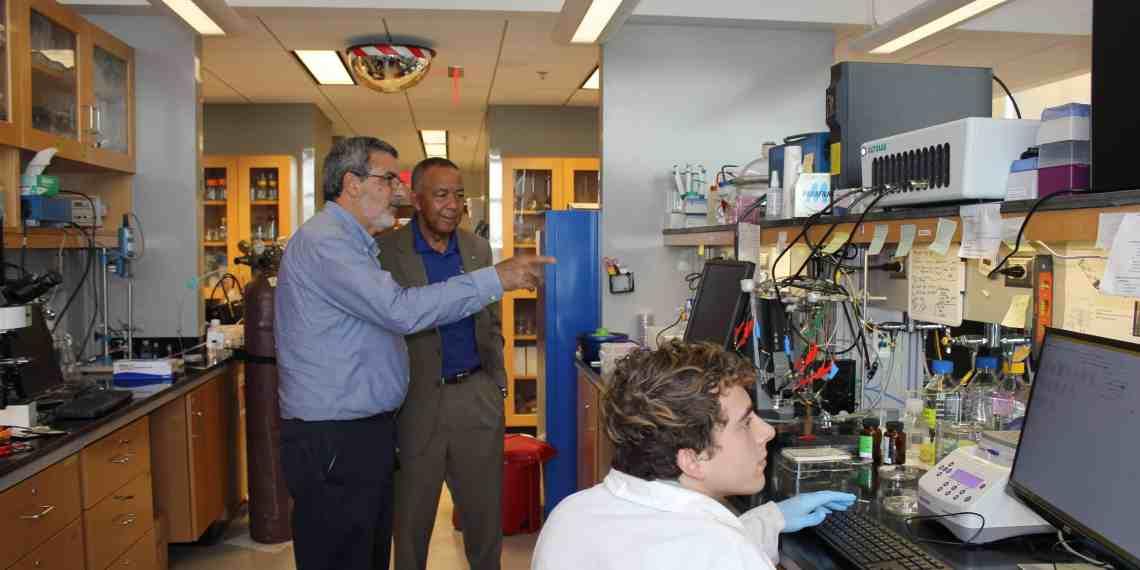 NASA supervisa proyecto de la IUPI que será enviado al espacio