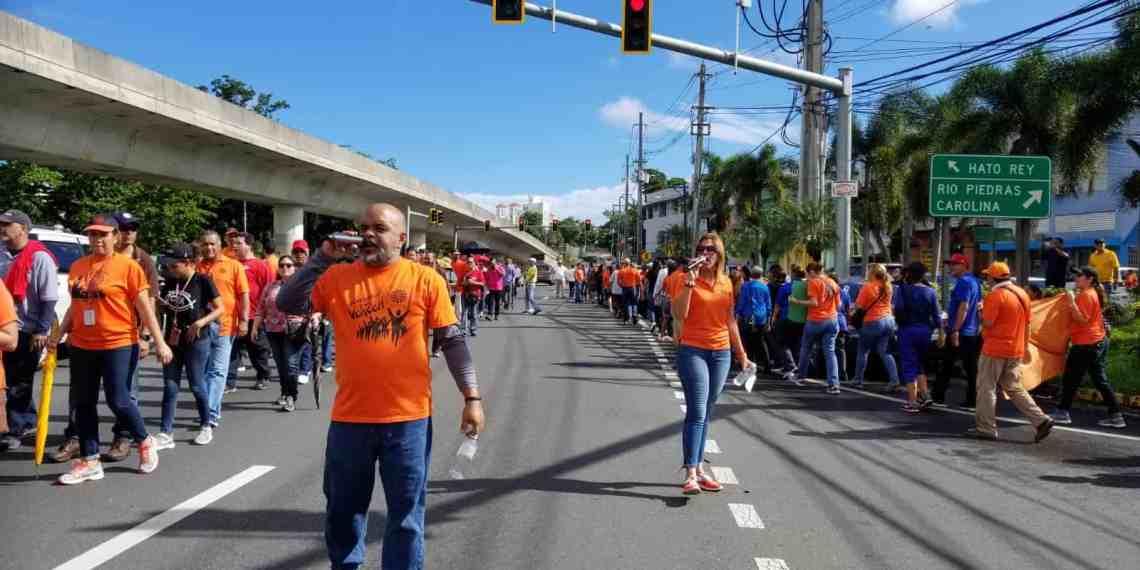 Presidente de la UPR repudia manifestación de la Heend