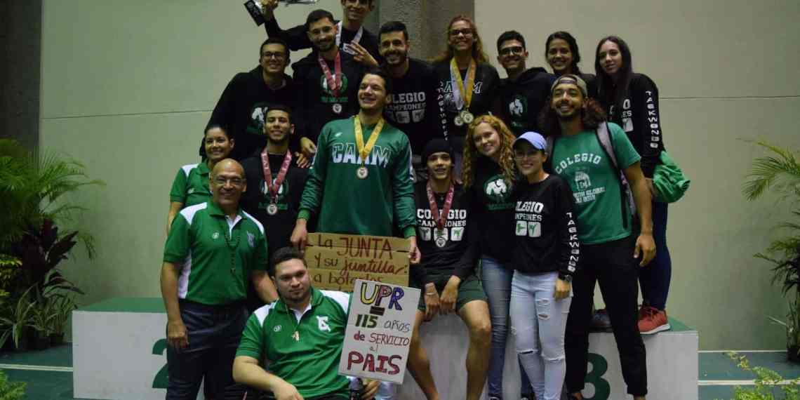 Mayagüez suma otro campeonato en taekwondo