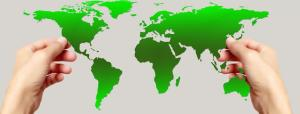 """""""Esto es mucho menor que la norma del pasado e implica que la globalización medida por la intensidad del comercio puede haberse estancado"""", dijo la organización con sede en París. (Imagen desde portal www.americaeconomia.com)"""