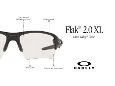Oakley CLEAR COLLECTION 5 -