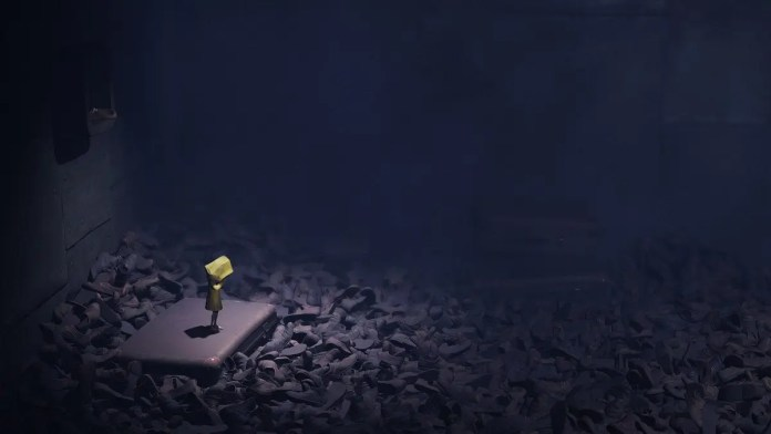 Cuerpos en Little Nightmares
