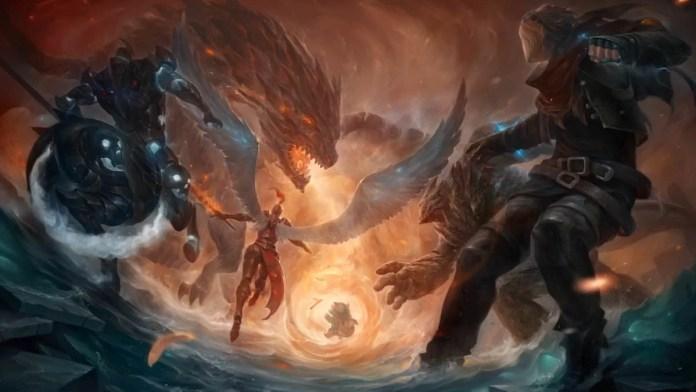 Dragon League of Legends