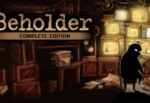 Beholder - Complete edition