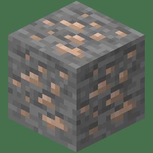 Mena de Hierro en Minecraft