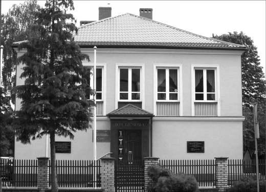 Chociaż Dom Rzemiosł wygląda jak nowy, już od 1958 r. w tym budynku mieści się siedziba wejherowskiego Cechu.