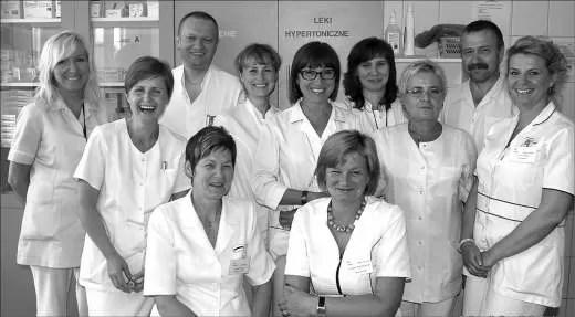 Ta ekipa wspaniałych lekarek, lekarzy i pielęgniarek Oddziału Neurologii (niestety nie udało się pokazać na zdjęciu wszystkich) zasługuje na uznanie i podziękowanie.