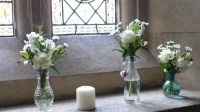 Orchardleigh wedding. Flowers by Pulteney Bridge Flowers.